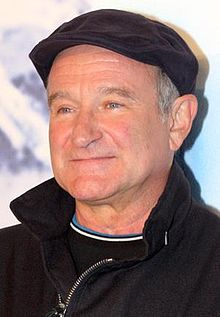 Photo of Lewy Body Dementia sufferer Robin Williams