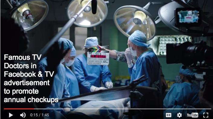 Video: Generations of TV doctors