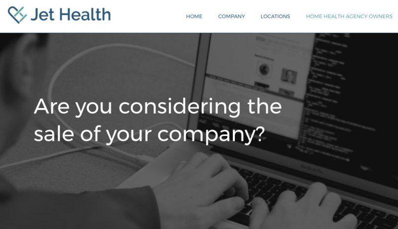 Jet Health screenshot